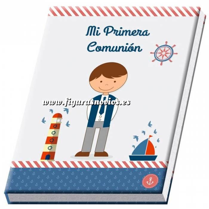 Imagen Detalles y libros de firmas Co LIBRO COMUNIÓN EN CAJA DE REGALO NIÑO