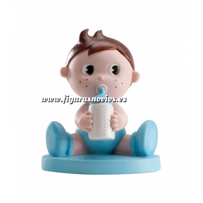 Imagen Figuras de Bautizo Figura Bautizo Biberón niño
