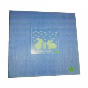 Detalles de Bautizo - Libro Cd Hello Baby Azul (�ltimas Unidades)
