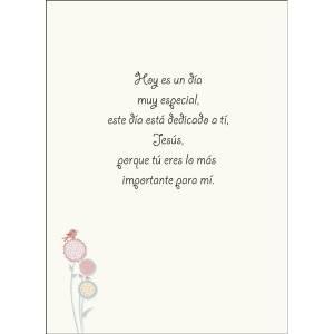 Imagen Detalles y libros de firmas Co LIBRO DE FIRMAS COMUNIÓN NIÑA